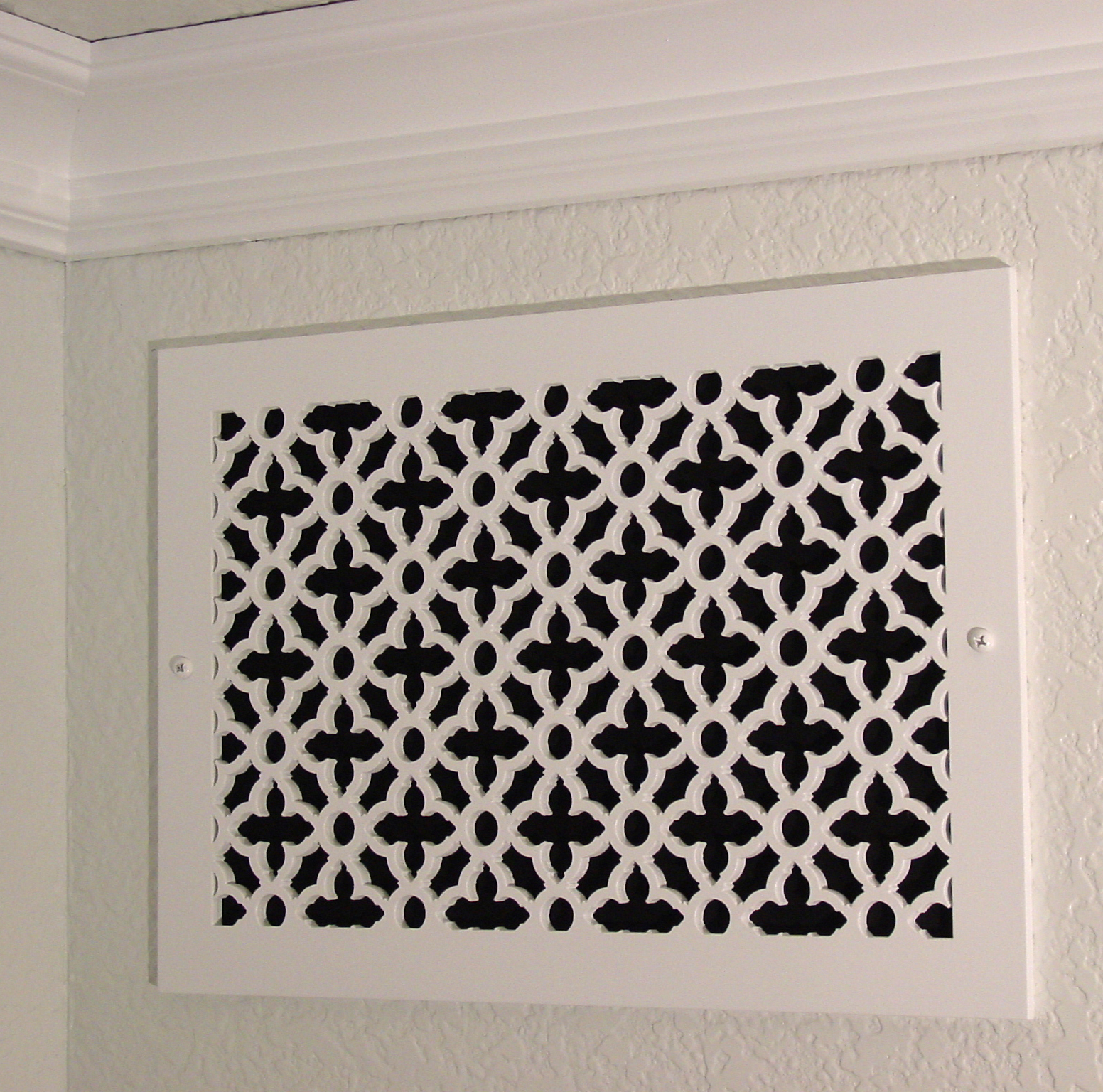 heritage wall vent decor grille grate cover
